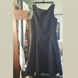 LBD♡ Black Isaac Mizrahi Dress